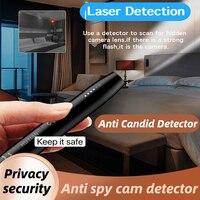 Delicate Anti Candid Detector Pen RF Wireless Signal Spy Wiretap Hidden Camera Finder Eavesdropping Audio Gsm GPS Tracker Bug Sc