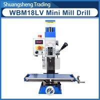 WBM18LV Mini Drilling & Milling Machine 750W Brushless Motor