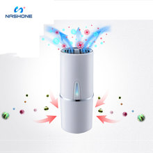 цены Noshone Mini  Car Air Purifier 12V Negative  Baseus Formaldehyde Purifier Ionic Air Purifier For Car