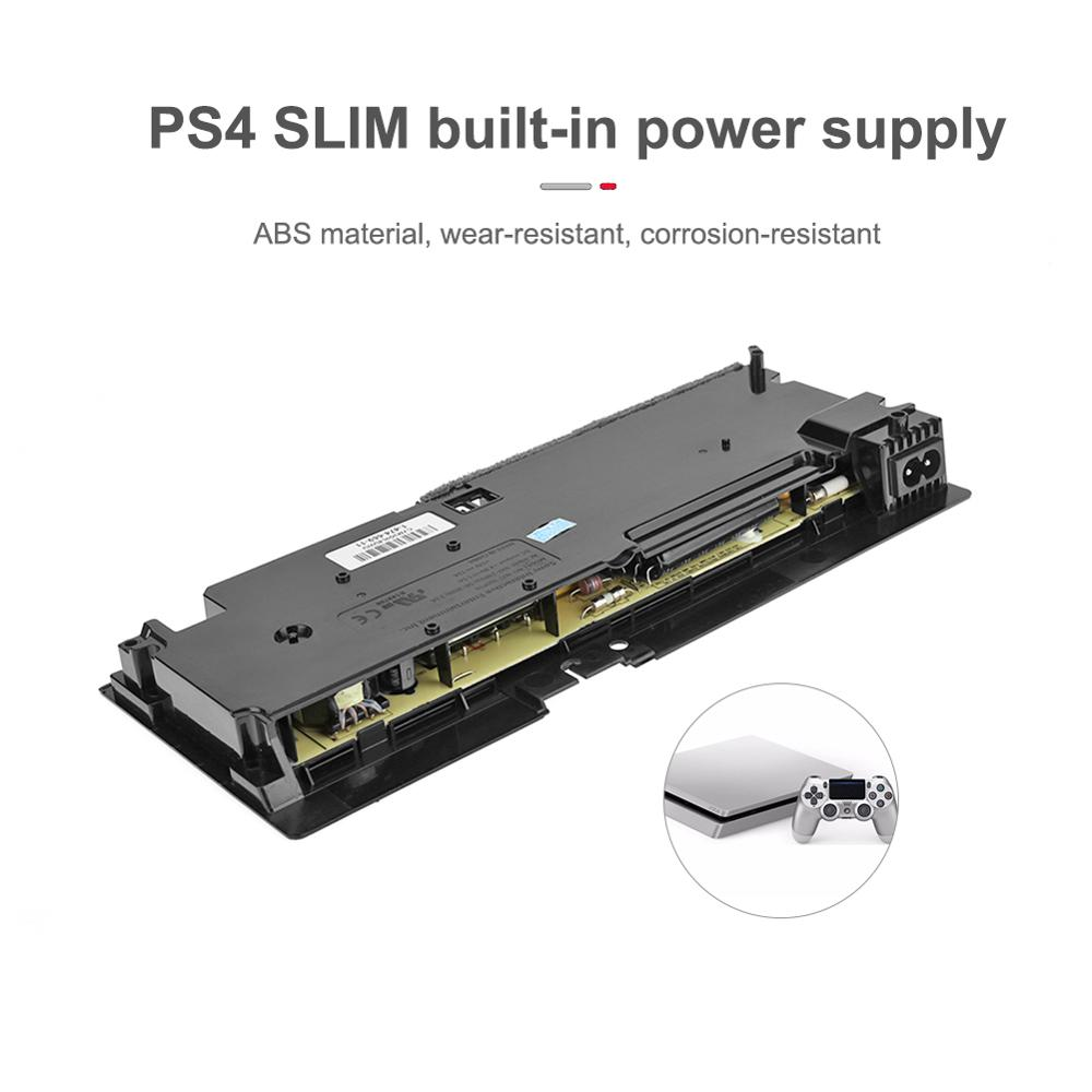 Gaming Original Power Supply 4 Pin ADP-160CR N15-160P1A 100-240V 50/60Hz Replacement Power For Sony PS4 Slim Game Accessories