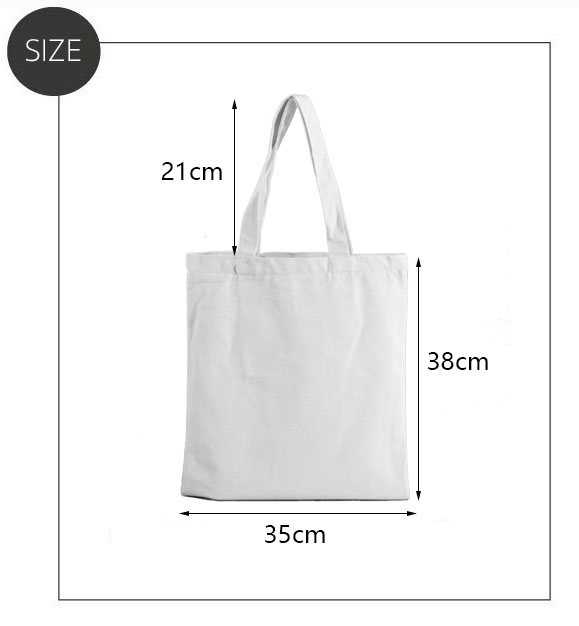 Floral Summer Wild Plant Canvas Shoulder Tote Bag for Women Handbags Eco Reusable Shopping Bag Vintage Fashion Ulzzang Bags