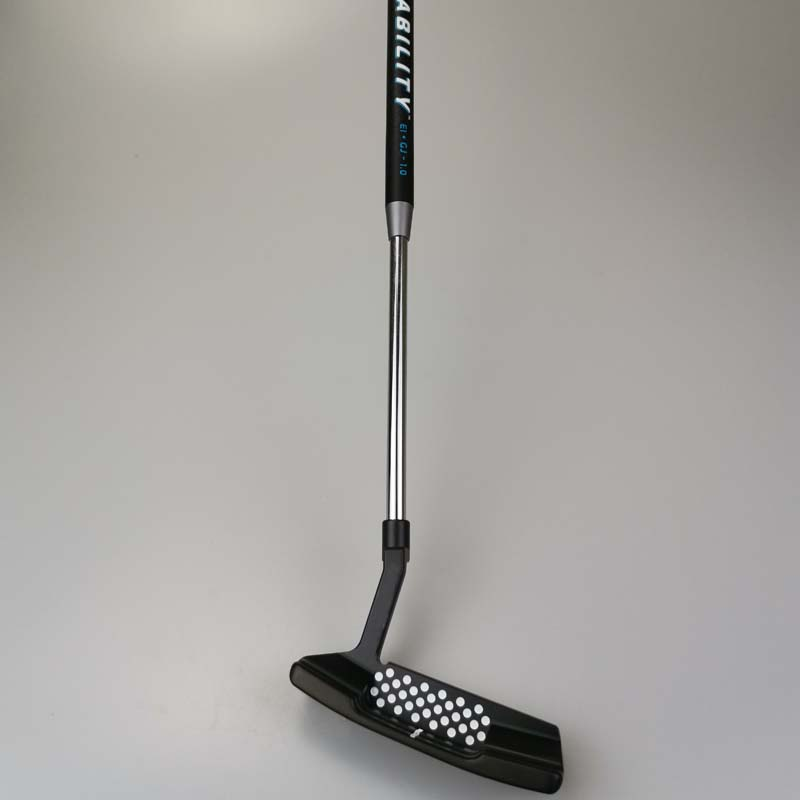 New Black NEWPORT2 T22 Putter Shaft Length 32 33 34 35 36 Inch Golf Putter Black Steel Shaft With Rod Cover Free Shipping