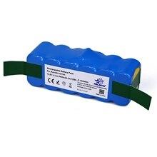 цена на Li-ion 14.8V 6.4Ah Battery for iRobot Roomba 500 600 700 800 Series 510 530 550 560 580 620 630 650 760 770 780 790 870 880 R3