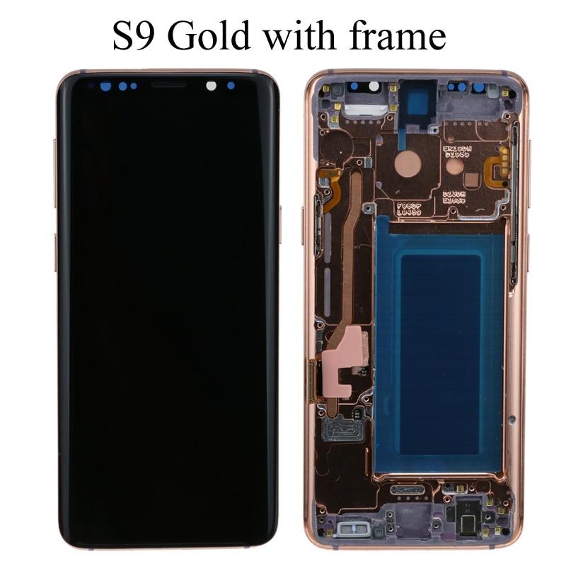 S9 Gold Frame