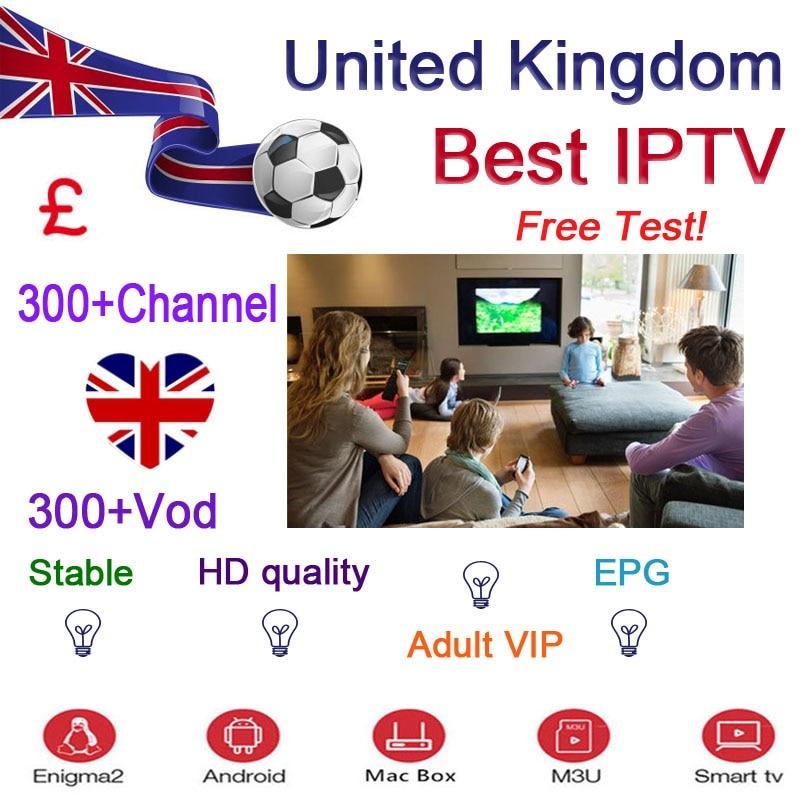 United Kindom IPTV Subscription Europe IPTV Spain France Portugal Poland Germany Arabic Br IPTV M3u Android Enigma2 Smart Tv Ma9