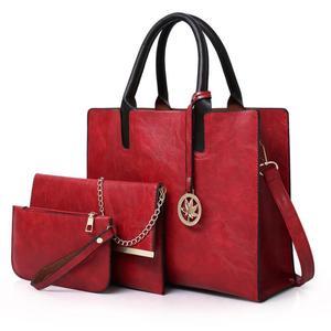 Image 1 - MICKY KEN новая женская сумка для мамы простая PU сумка мессенджер модная Большая вместительная сумка на плечо Высококачественная Сумка Bolso femenino