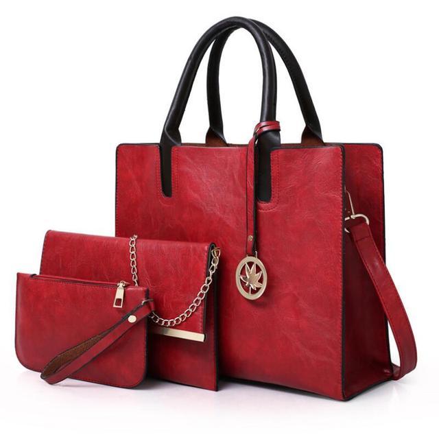 MICKY KEN новая женская сумка для мамы простая PU сумка мессенджер модная Большая вместительная сумка на плечо Высококачественная Сумка Bolso femenino