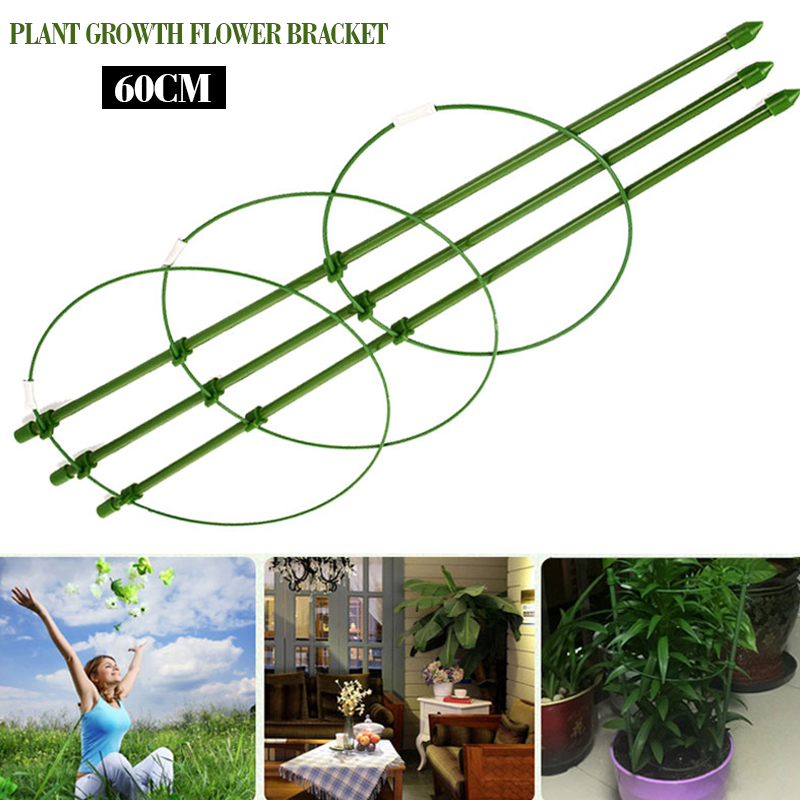 Tomatoes Tomato Plants Vine Climbing Rack 60cm Peppers Vegetables Gardening Tools Vines Diy Eggplants Creative
