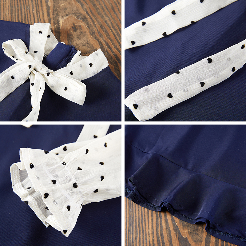 Menoea Children Clothing Suits 19 Autumn Fashion Style Girl Cowboy Long-Sleeve Mesh Dress Design For 3-8Y Kids Girls Sets 32