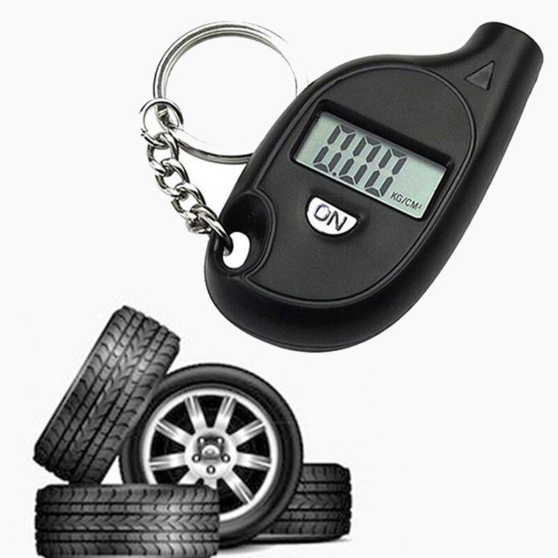 ABS 5-100 PSI BAR Digital Auto Wheel Tire Air Pressure Gauge Meter Test Tyre Tester For Vehicle Motorcycle Car Repair Tools