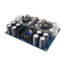 2*420w tda8954th potência fase amplificador de áudio placa dupla canais estéreo classe ad amplificadores de cinema em casa