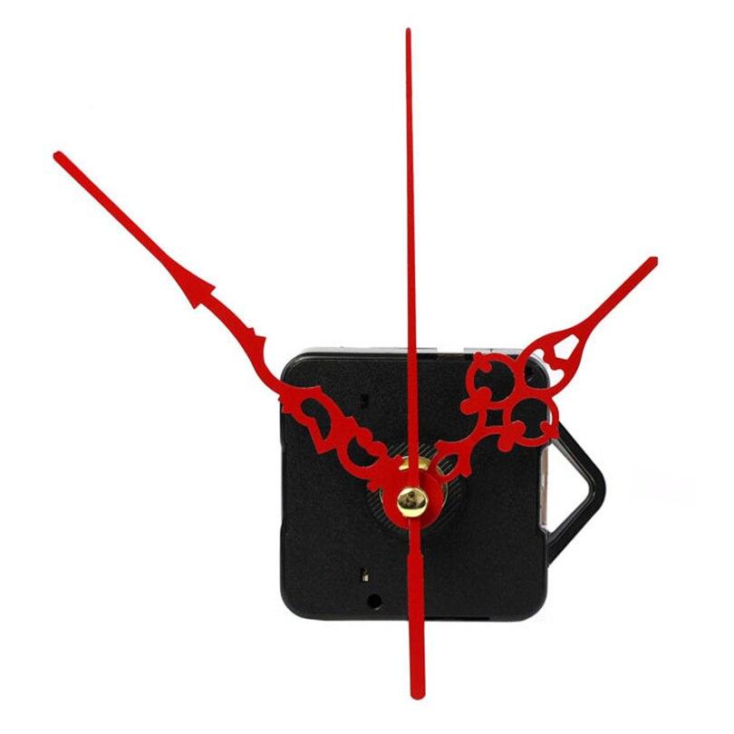 Quartz Clock Mechanism DIY Kit Mechanism For Parts Wall Clock Quartz Hour Minute Hand Quartz Clock Movement Decoration JJ30