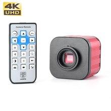 4K UHD Sony CMOS Digital Microscope Camera 1080P Full HD 120FPS Industrial Video Camera For Phone PCB CPU Repair Soldering