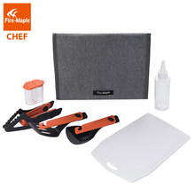 Fire Maple Chef Outdoor Camping Cooking Utensils Set(China)