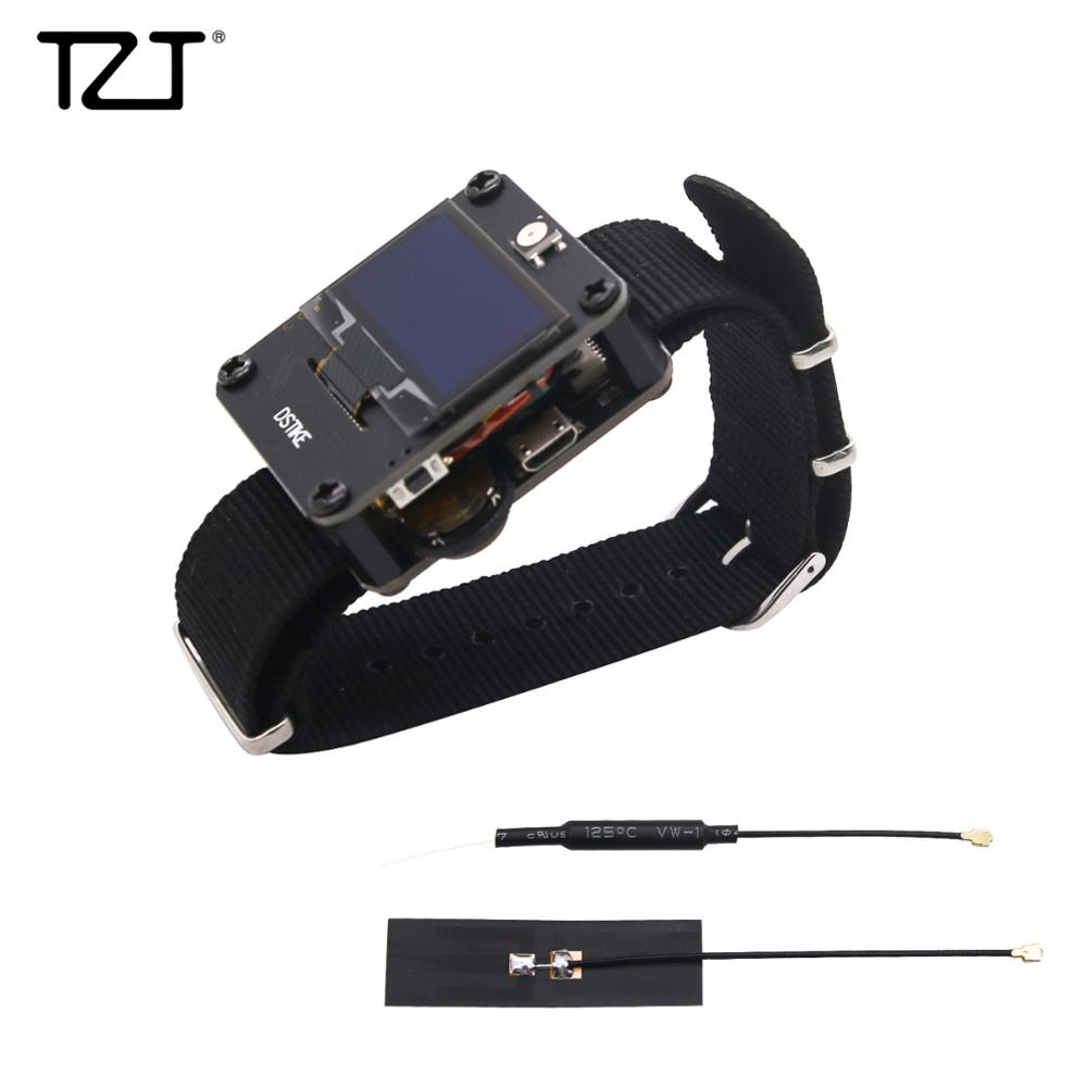 TZT DSTIKE WiFi Deauther Wristband Smart Watch Wearable ESP8266 Development Board For Arduino