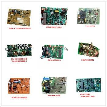 E28X-A 1FA4B1A071200-0 1FA4B1B097200-0 719111714 1FA4B1B075000-1 POW-K97CH-A POW-KHS1872/KMRV126EH SAP-RFK34/28 CR-C253GH Used