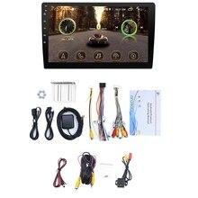 2 Din 10,1 дюймов Android 8,1 Универсальное автомобильное радио 1G+ 16G стерео gps Navi wifi USB Bluetooth Мультимедиа MP5 плеер с камерой