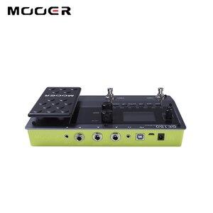 Image 3 - MOOER GE150 Bàn Đạp Ghi Ta Đa Tác Dụng Bộ Vi Xử Lý Looper(80) kỹ Thuật Số Ống AMP 9 Loại Hiệu Ứng 55 Amp Mô Hình Chức Năng OTG