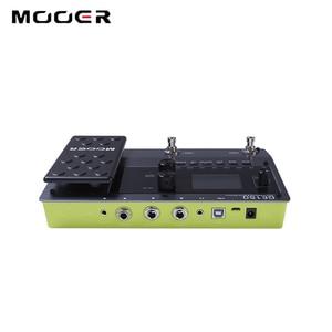 Image 3 - Mooer GE150ギターペダルマルチエフェクトプロセッサ (80s) デジタルチューブアンプ9エフェクトタイプ55アンプ · モデルotg機能