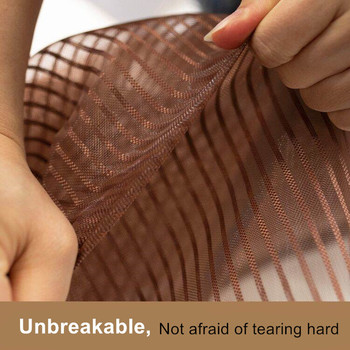 Magnetic mesh for curtains on the door 4