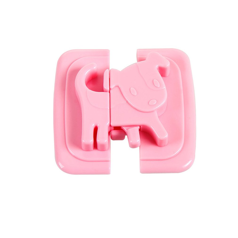 Children Anti Open Drawer Lock Multi-function Baby Anti Clip Hand Cabinet Lock Refrigerator Baby Safety Protection Articles