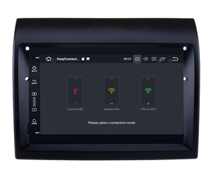 Image 5 - HIRIOT Car Android 10 DVD GPS Player For Fiat Ducato 2006+ CITROEN Jumper Peugeot Box Radio BT WIFI MAP 4GB+64GB Auto Navigation