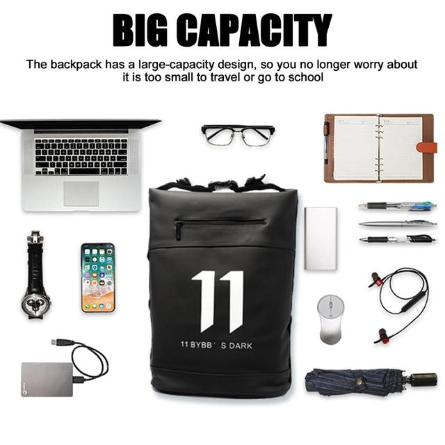 High Fasion Streetwear Backpack  1