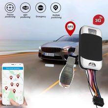 Cobano gps tk303g rastreador automotivo, com controle remoto, sos, para carro, rastreador em tempo real, gsm gps para motocicleta, gps