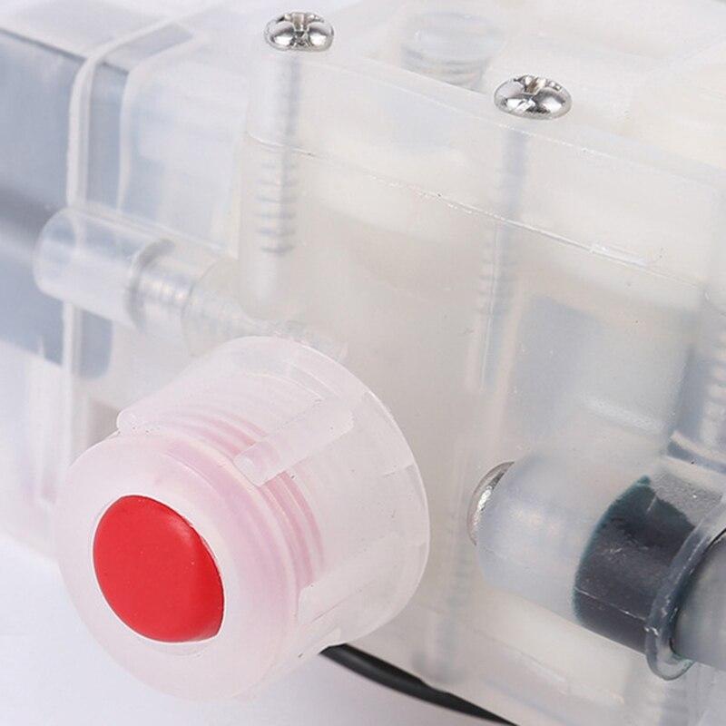 Image 4 - Dc 12V 70W Food Grade Self Priming Diaphragm Water Pump with Switch Diaphragm Water Pump 6L/Min Self Priming Booster PumpPumps   -