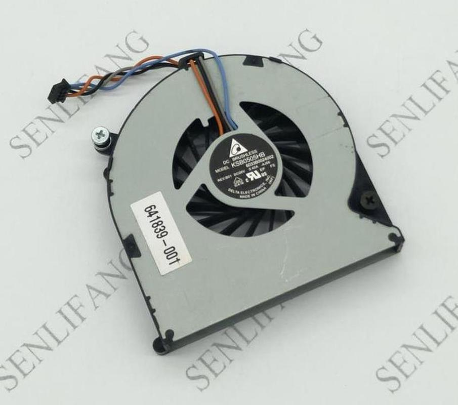 For 646285-001 641839-001 For  4535S 4530S 4730S 8460P 8450P Laptop CPU Fan Well Tested