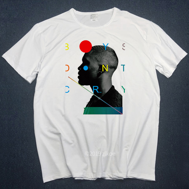 Футболки микеланжело мужские футболки Harajuku забавная Мужская футболка с рисунком хип-хоп Хлопок Уличная футболка Футболки Топы Homme s-3L - Цвет: I3014L