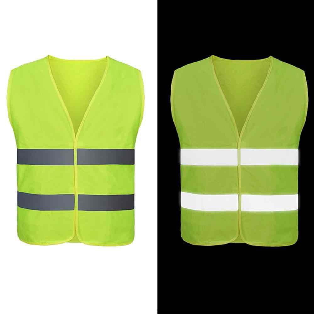 Advertencia reflectante chaleco para el conductor (unisex)