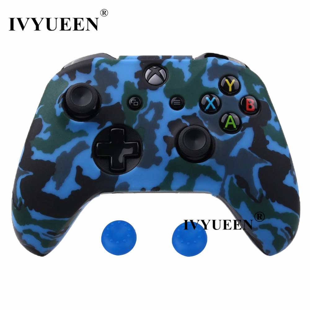 for Xbox one S X controller silicone case kin 14