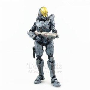 "Image 5 - Halo 5 Guardians главный Спартанский Келли Лок Танака Фреда Centurion техник Athlon 5 ""фигурка игрушки Mcfarlane кукла"