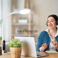 Новая обучающая Светодиодная настольная лампа для защиты глаз