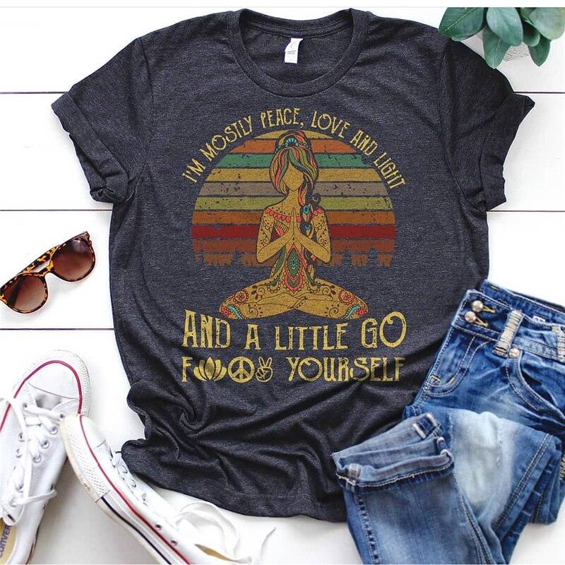 Plus Size S-5XL Fashion  Letter Print T Shirt Women Cotton O Neck Short Sleeve Summer T-Shirt Tops Casual TShirt Verano Mujer