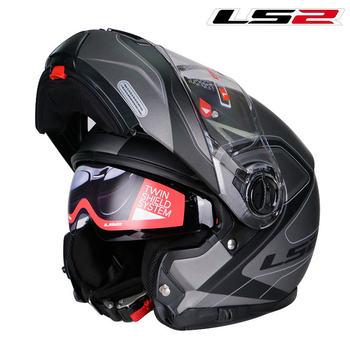 Шлем LS2 FF325, модульный, с откидной крышкой 1