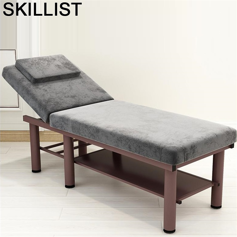 Masajeadora Mueble De Furniture Massagetafel Cama Para Pedicure Table Folding Salon Chair Camilla Masaje Plegable Massage Bed