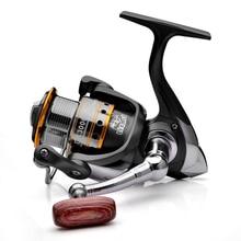 цена на Spinning Fishing Reel 11BB Bearing Balls1000-3000 Series Metal Coil Spinning Reel Boat Rock Fishing Wheel