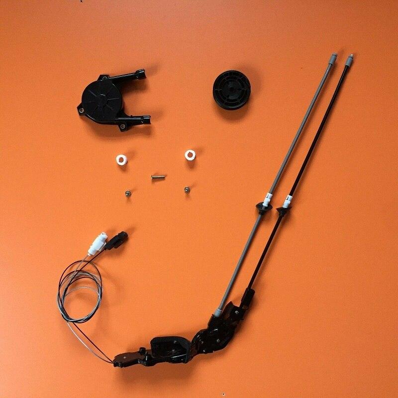 For Toyota Sienna 04-10 Rear Right Side Sliding Door Repair Kit 85620-08052