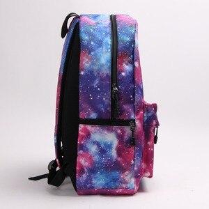 Image 5 - Galaxy Zaino Per Le Ragazze Adolescenti Ragazzo Universo Planet Sacchetto di Scuola di Scuola Studente di College Zaino del Sacchetto di Libro Delle Donne Degli Uomini Borse Da Viaggio