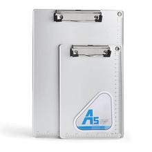 A4/A5 Clipboard Writing Board Metal File Clipboard For Office Business Professionals Non-slip High Quality Aluminum Alloy Plate