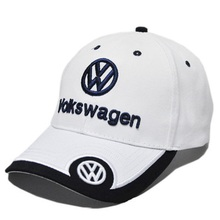 2019 NEUE Auto Baseball Kappe Auto Logo stickerei Einstellbare hysterese haube Hut Herren frauen