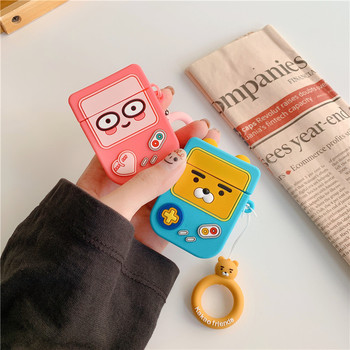 For Airpods 1/2 Case,3D Cute Kakao Case For Airpods Case Soft Silicone Earphone Headphone Cover Case For Airpods Pro Case ly new diy co2 laser x y table light control signal cable flex cable 6 pins and 12 pins each 1 pc