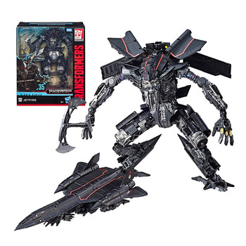 Hasbro Studio Series Transformers 21cm Bolide PVC Action Figure Deformation Robot Transformation Model Toy 4