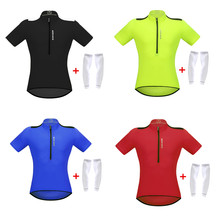 WOSAWE Cycling Jersey For men female Summer Racing Mountain Bike Clothing Reflective Downhill Bicycle Bike Shirt Downhill Jersey wosawe cycling jersey sets winter thermal sports pro jersey triatlon bike bicycle clothing jackets pants men women