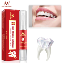 Teeth Whitening Tooth Brush Essence Oral Hygiene Cleaning Serum Removes Plaque Stains Tooth Bleaching Dental Tools Toothpaste 1pcs teeth whitening pen tooth brush essence oral hygiene cleaning serum remove plaque stains dental tools toothpaste toothbrush