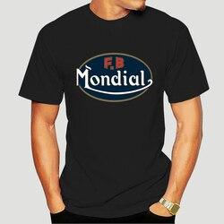 FB Mondial футболка Biker различные размеры COLOURS-0205D