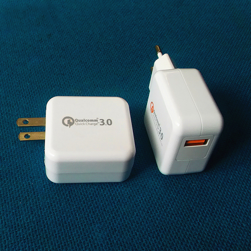 Brzi punjač 3.0 18W USB turbo zidni brzi putni punjač za SAMSUNG - Oprema i rezervni dijelovi za mobitele