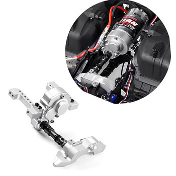 CNC Metal Pre-Gearbox Motor Kit Front Simulation V8 Engine for TRAXXAS TRX6 TRX4 G2 DEFENDER BRONCO RC Crawler Upgrade Parts